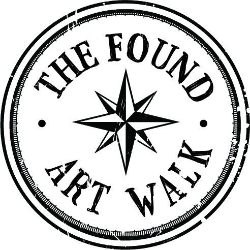 The Found Art Walk